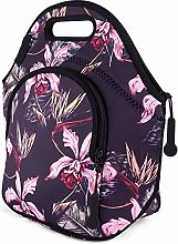 Neoprene Lunch Bags for Women The Huntington