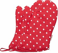 NEOVIVA Cute Child Oven Gloves for Play Kitchen,