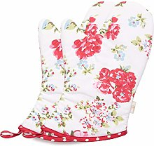 NEOVIVA Cute Oven Gloves for Daily Easy Bake Oven,