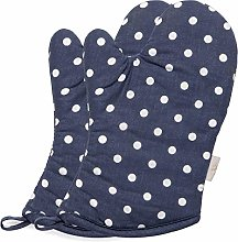NEOVIVA Cute Oven Gloves for Kids in Play Kitchen,