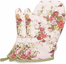 NEOVIVA Heat Resistant Oven Gloves for Everyday