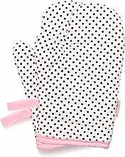NEOVIVA Heat Resistant Oven Gloves for Kids,