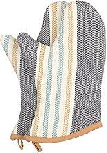 NEOVIVA Heat-Resistant Oven Gloves Set of 2, Style