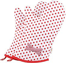 NEOVIVA Heat Resistant Quilting Oven Gloves for
