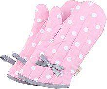 NEOVIVA Kids Oven Gloves for Children Play