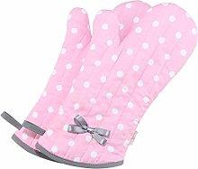 NEOVIVA Kitchen Oven Gloves for Adults, Heat