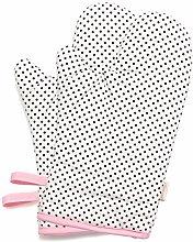 NEOVIVA Kitchen Oven Gloves for Large Hands,
