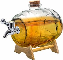 Nerthus FIA 468 Liqueur Dispenser Barrel, Glass
