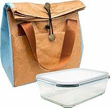 NERTHUS Thermal Bag Food Holder Design with Tyvek