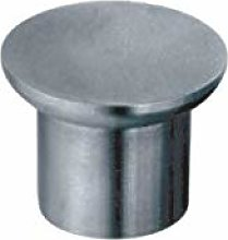 NES 5 Units Furniture Knob Stainless Steel 30mm