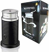 Nespresso Aeroccino 3 Milk Frother Black -