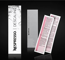 NESPRESSO DESCALING KIT INCLUDES 2 UNITS NEW