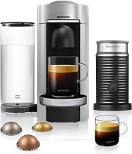 Nespresso Vertuo Plus Coffee Machine Bundle