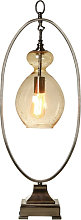Nessa Table Lamp With Exposed Bulb