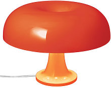 Nessino Table lamp by Artemide Orange