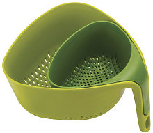 Nest Colander - / Set of 2 - Stackable by Joseph