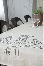 Nest Living - French Linen Tablecloth