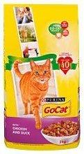 Nestle - Go Cat Chicken & Duck - 2kg - 242480