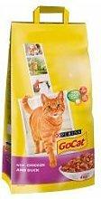 Nestle - Go Cat Chicken & Duck - 4kg - 242491