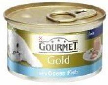 Nestle - Gourmet Gold Ocean Fish - 85g - 573305