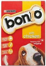 Nestle - Purina Bonio With Chicken Dog Biscuits
