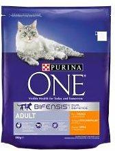 Nestle - Purina One Cat Chicken - 800g - 238626