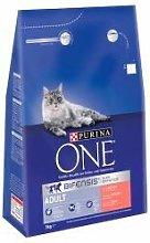 Nestle - Purina One Cat Salmon - 3kg - 238650