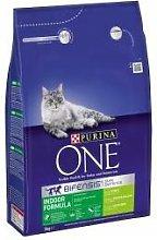 Nestle - Purina One Indoor Turkey - 3kg - 578212