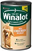 Nestle - W/Lot Chicken Cij 80P 400g - 678502