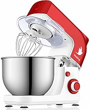 Nestling 5L 800W Stand Mixer with Mixing Bowl, 6