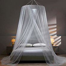 Net Bed Canopy on The Bed Baldachin Camping Net