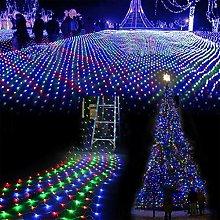 Net Fairy Lights For Outdoor Waterproof, Led