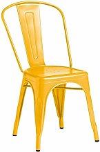 Netfurniture - Marabel Side Chair - Yellow