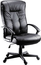Netfurniture - Ner tar Leather Faced Office Chair