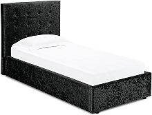 Netfurniture - Ribbon 3.0 Single Bed Black