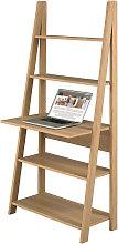 Netfurniture - Toddny Ladder Desk Oak