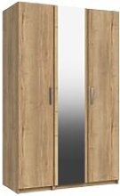 Netfurniture - Wister Three Door Mirror Wardrobe