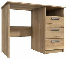 Netfurniture - Wister Three Draw Dressing Table