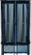 Netfurniture - Yearn 2 door, 1 drawer wardrobe