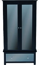 Netfurniture - Yearn 2 door, 1 drawer wardrobe