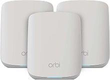 Netgear Orbi RBK353 Dual-Band Wi-Fi 6 Router & 2