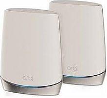 Netgear Orbi Wifi 6 Mesh System Ax4200 ( Rbk752) -
