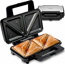 NETTA Deep Fill Toastie Maker - 2 Slice Sandwich