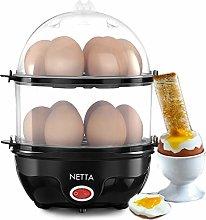 NETTA Electric 14 Egg Boiler Poacher Cooker -
