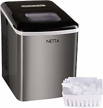 NETTA Ice Maker Machine, Counter Top Ice Cube