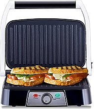 NETTA Panini Maker & Health Grill - Sandwich
