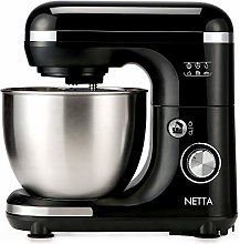 NETTA Stand Mixer 600W Tilt Head Food Mixer -