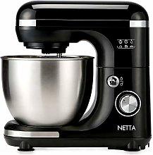 NETTA Stand Mixer 600W Tilt Head Food Mixer -