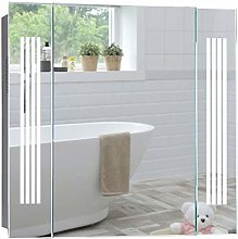Neue Design Illuminated Bathroom Mirror Cabinet