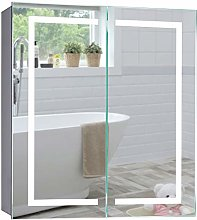 Neue Design LED Illuminated Bathroom Mirror